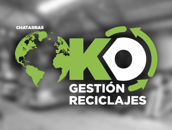 Chatarras KO · Gestión de reciclajes